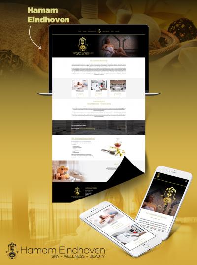 Hamam Eindhoven Website