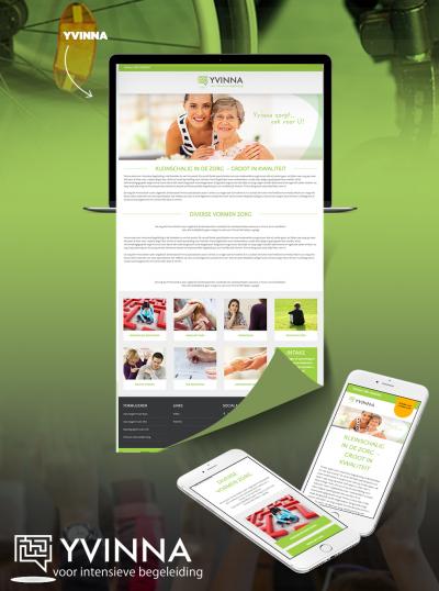 Yvinna Website