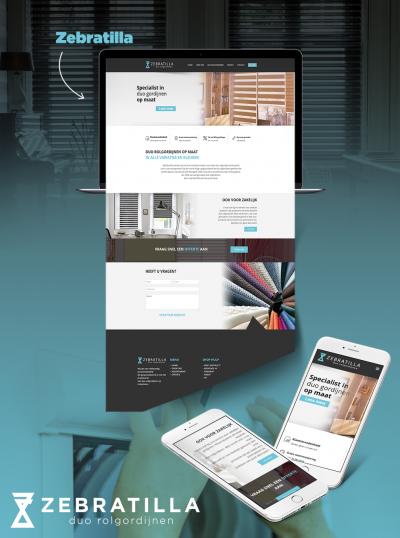 Zebratilla Website