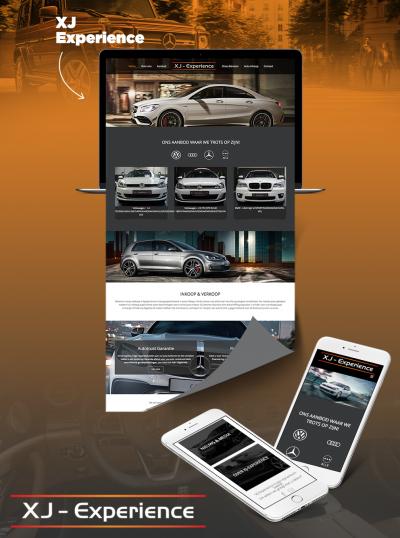XJ Experience Website