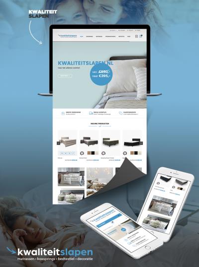 Kwaliteitslapen Website